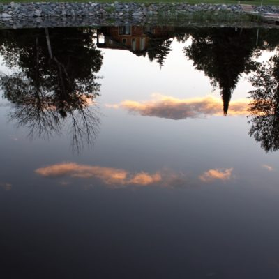 Reflections on Ash River